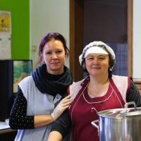 Keuken team Mariaburcht